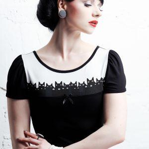 Kitty Skyline Shirt